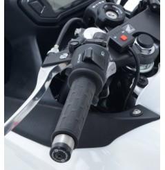 Protection / Embout de guidon R&G pour CB650F, CBR650F (14-16)