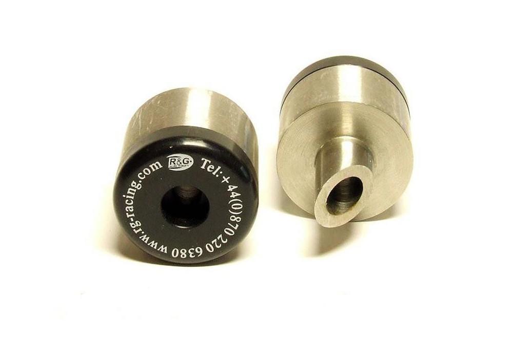 Protection / Embout de guidon R&G pour KTM