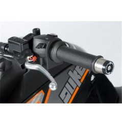 Protection / Embout de guidon R&G pour 690 Duke et R (12-16)