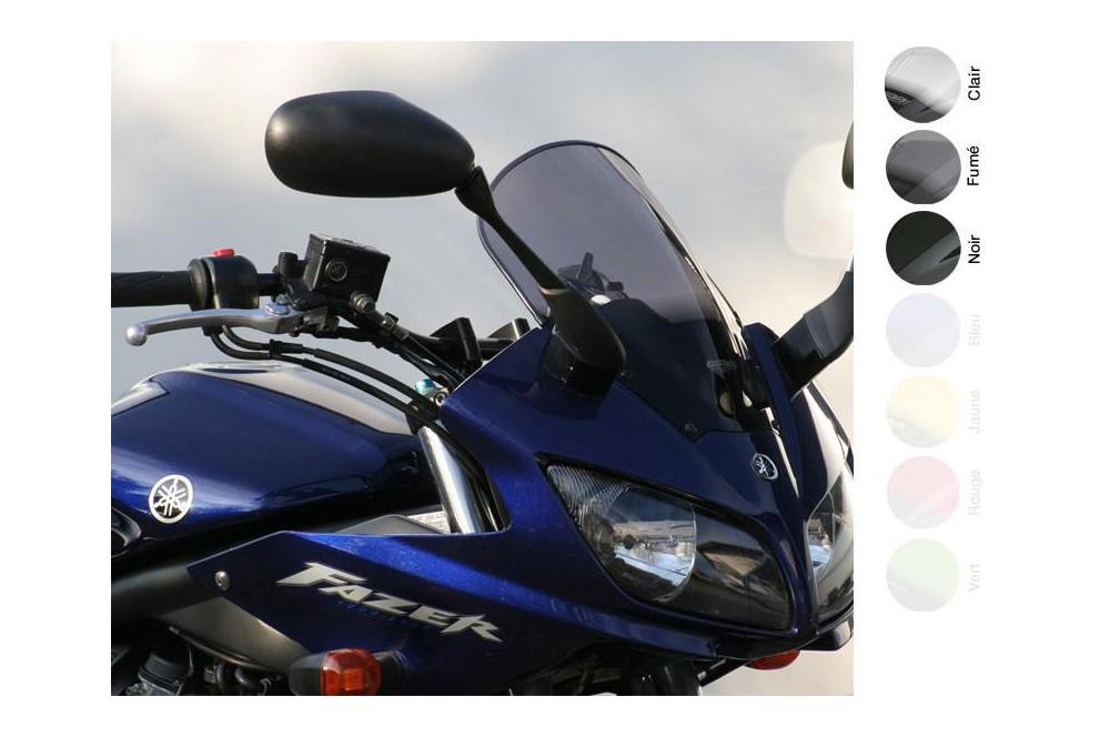 Bulle Moto MRA Type Racing pour Yamaha FZS 1000 Fazer