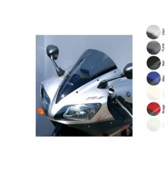 Bulle Moto MRA Type Racing +30mm pour Yamaha YZF-R1 02-03