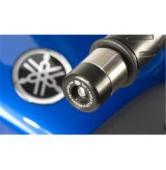 Protection / Embout de guidon R&G pour YZF-R 125 de 2008 a 2013