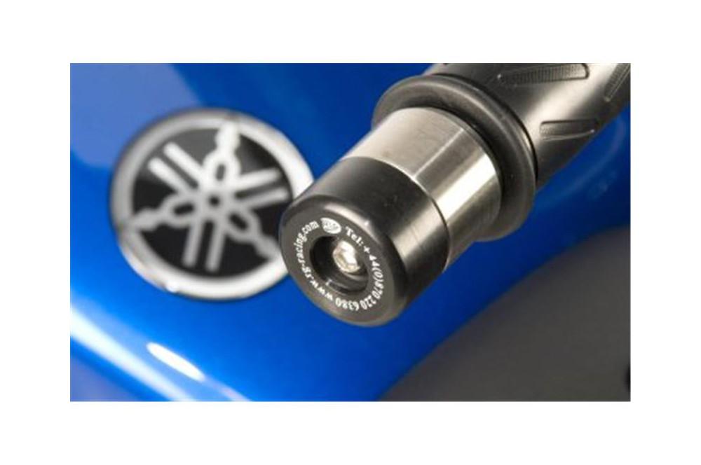 Protection / Embout de guidon R&G pour YZF-R 125 de 2008 a 2014