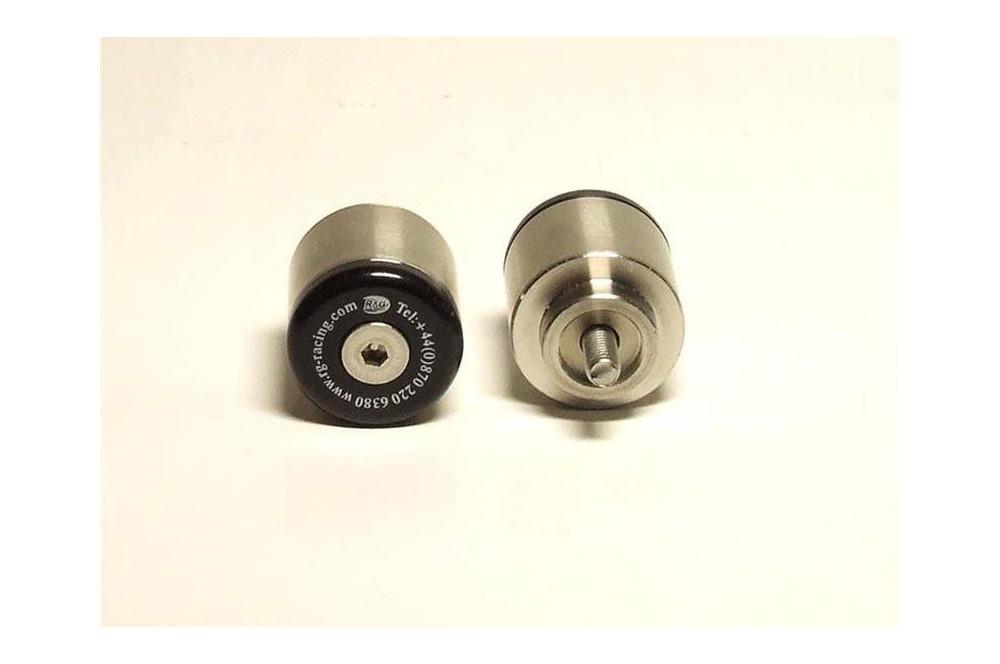 Protection / Embout de guidon R&G pour YZF-R1 de 98-14