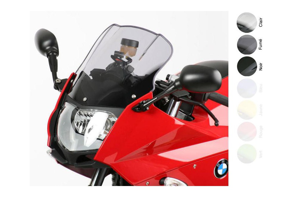 Bulle Tourisme Moto MRA  pour Bmw F 800 S - ST