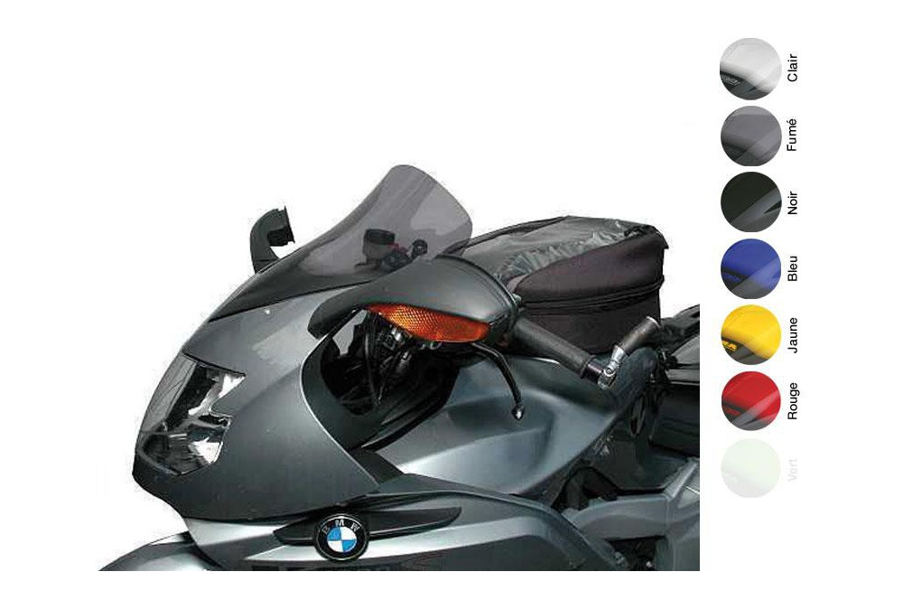 Bulle Tourisme Moto MRA +85mm pour Bmw K 1200 S