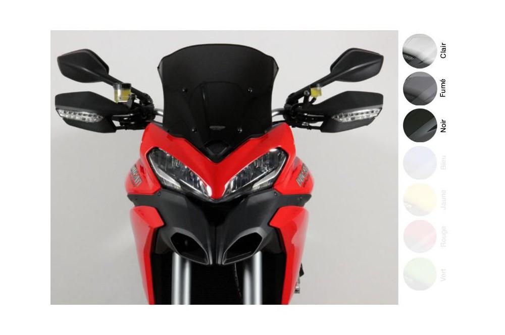 Bulle Tourisme Moto MRA -50mm pour Ducati Multistrada 1200 S