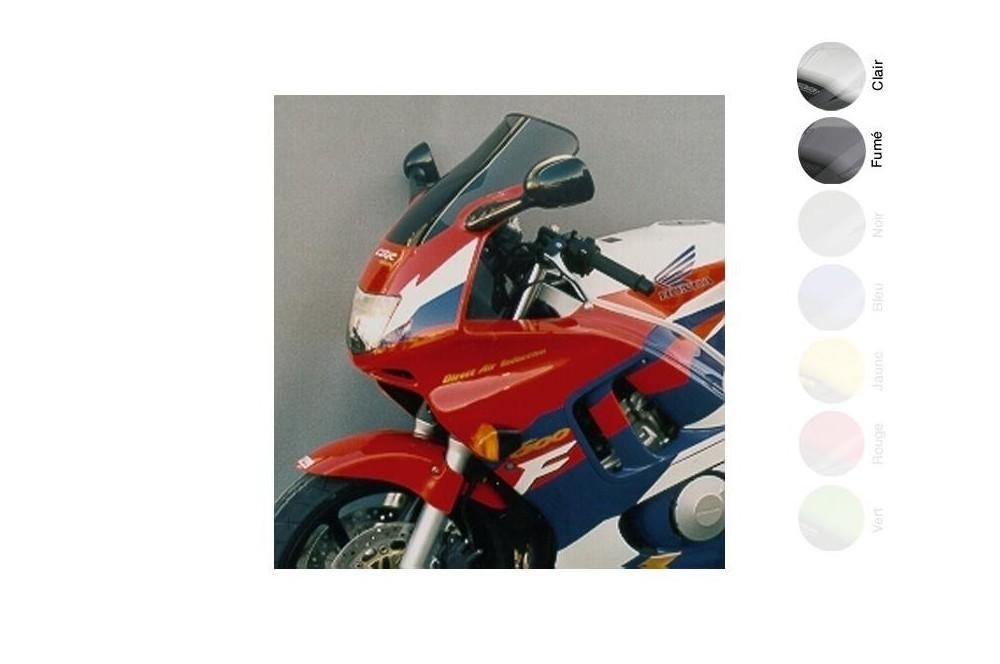 Bulle Tourisme Moto MRA +70mm pour Honda CBR 600 F