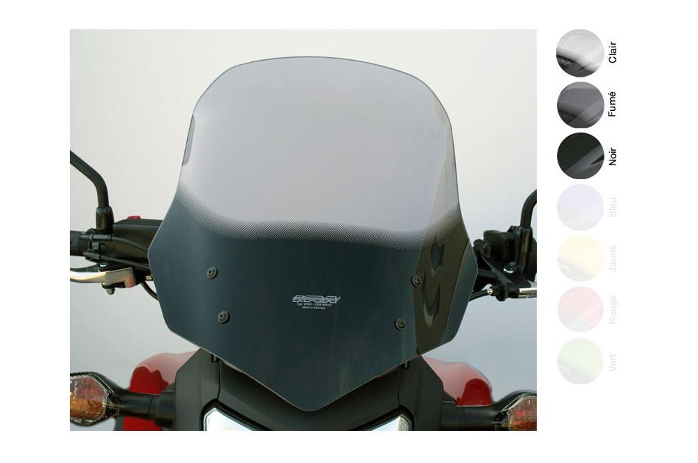 Bulle Tourisme Moto MRA pour Honda NC 700 X