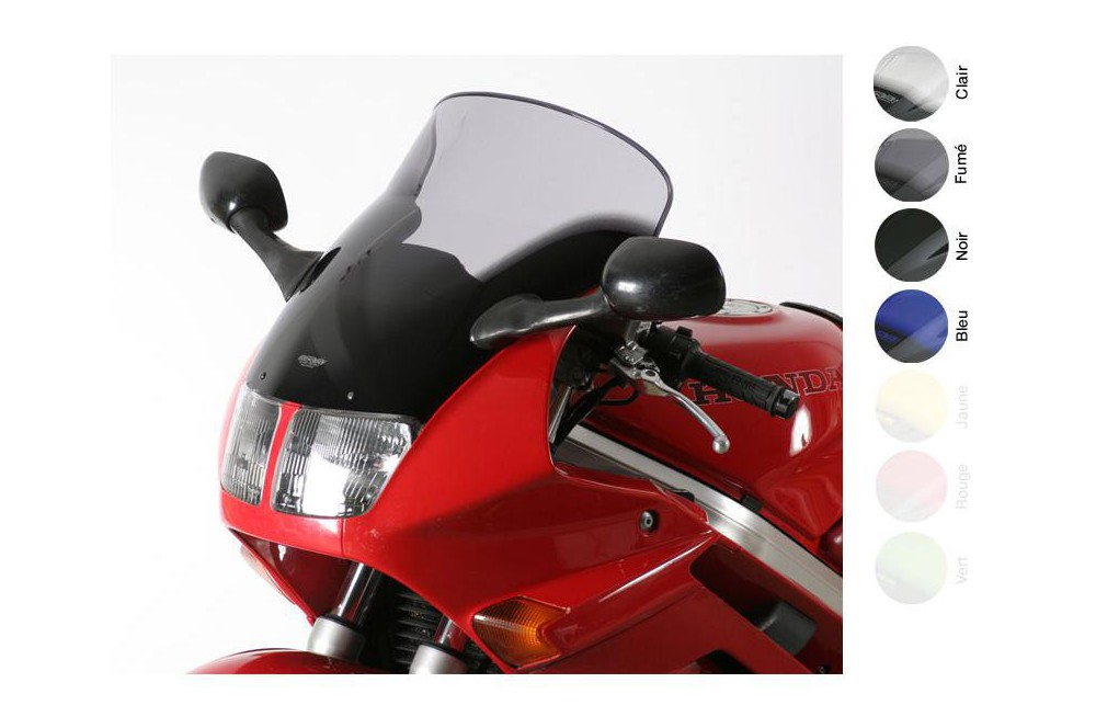 Bulle Tourisme Moto MRA -20mm pour Honda VFR 750 F