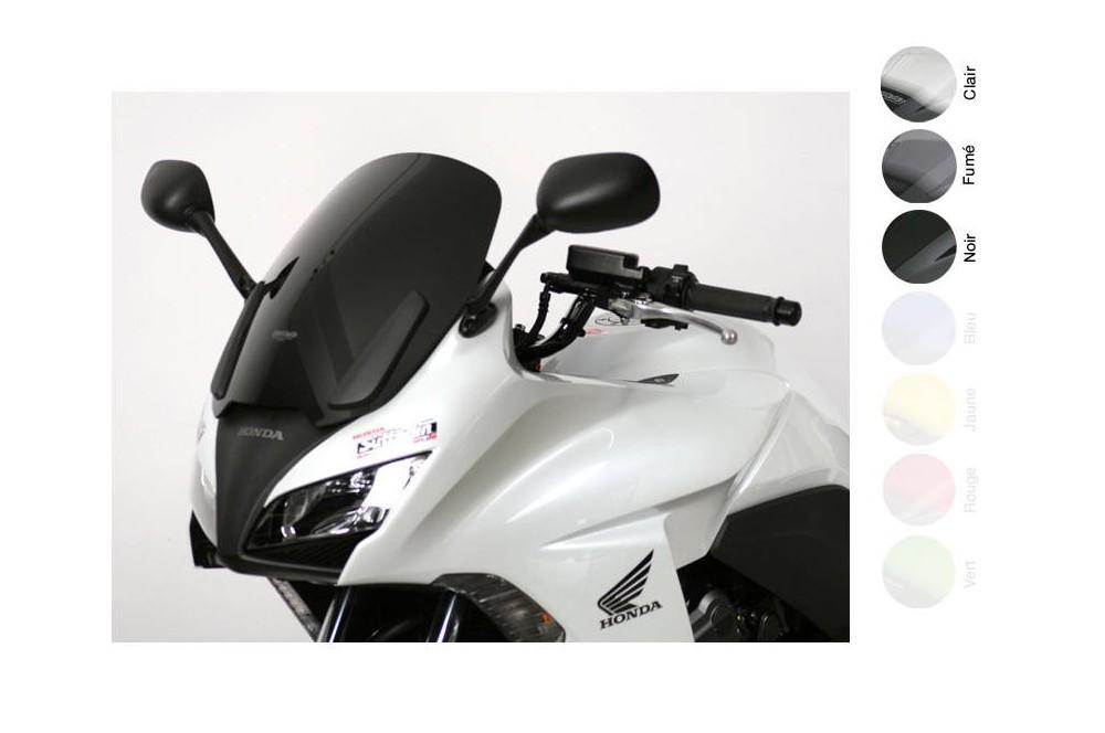 Bulle Tourisme Moto MRA +30mm pour Honda CBF 1000 F