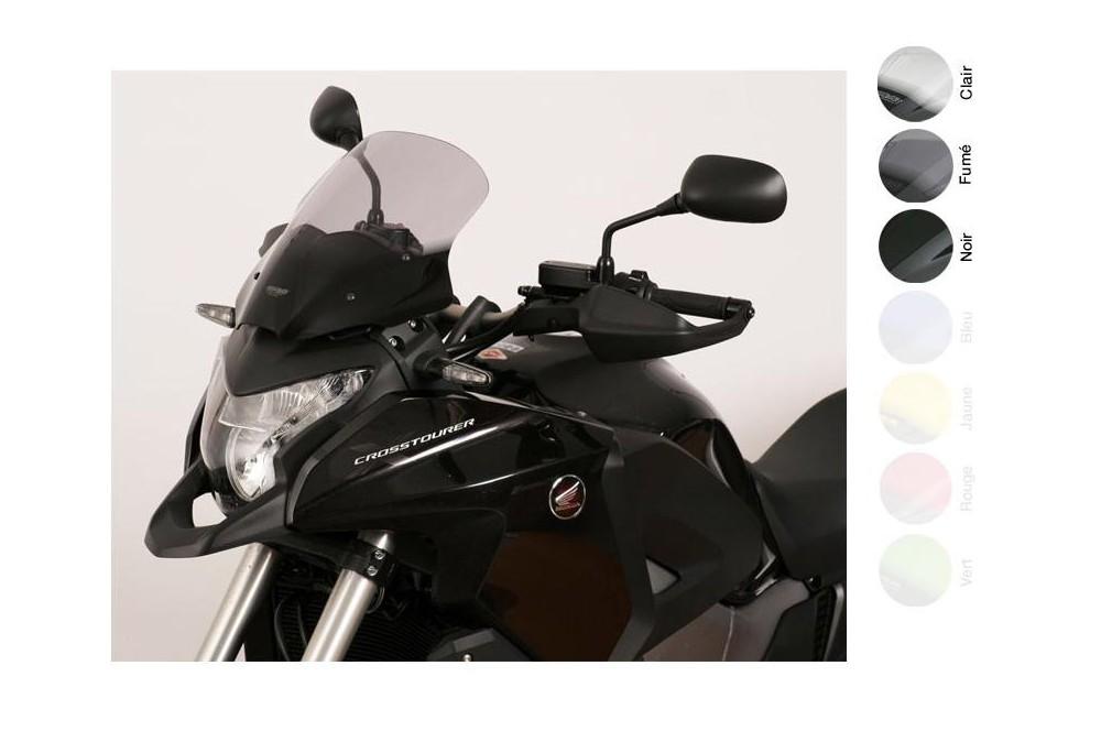 Bulle Tourisme Moto MRA +40mm pour Honda 1200 Crosstourer