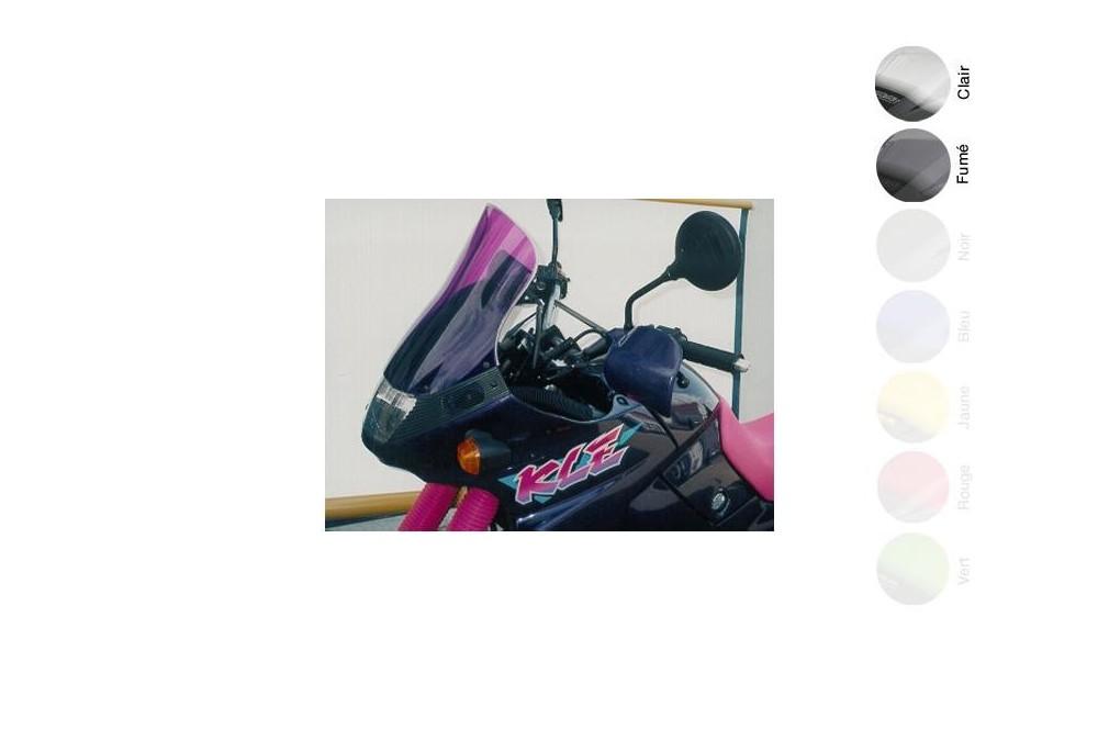 Bulle Tourisme Moto MRA pour Kawasaki KLE 500