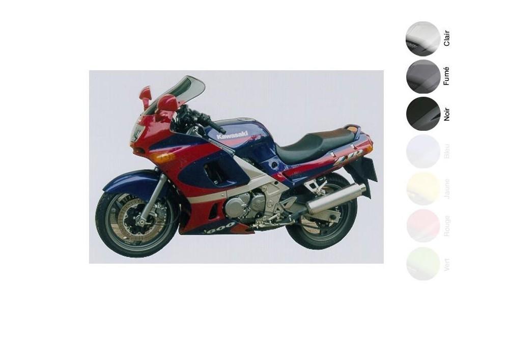 Bulle Tourisme Moto MRA +35mm pour Kawasaki ZZR 600