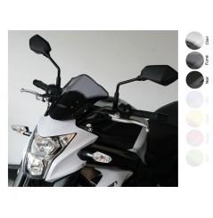 Bulle Tourisme Moto MRA +90mm pour Kawasaki ER6 N (12-16)