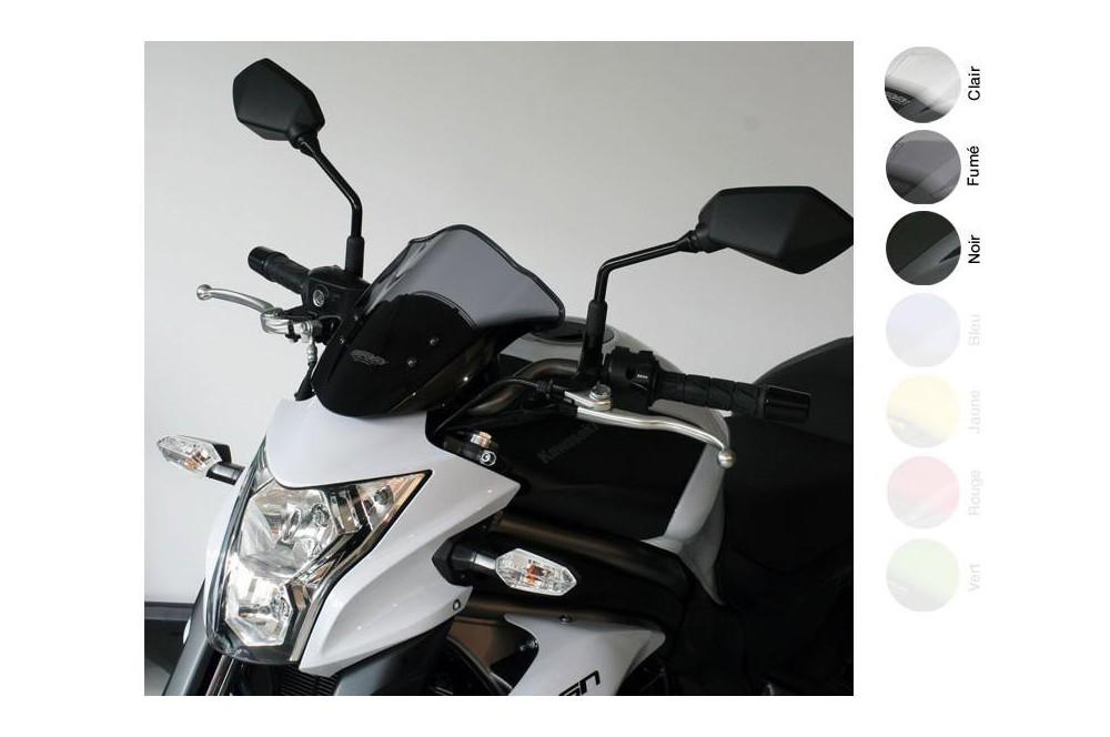 Bulle Tourisme Moto MRA +90mm pour Kawasaki ER6 N