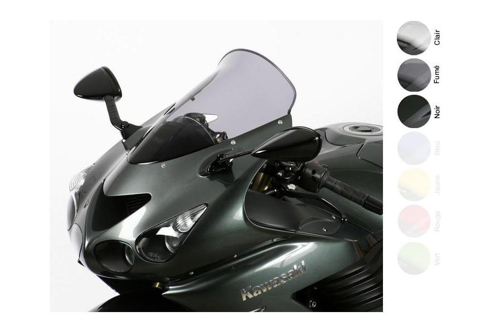 Bulle Tourisme Moto MRA +45mm pour Kawasaki ZZR 1400