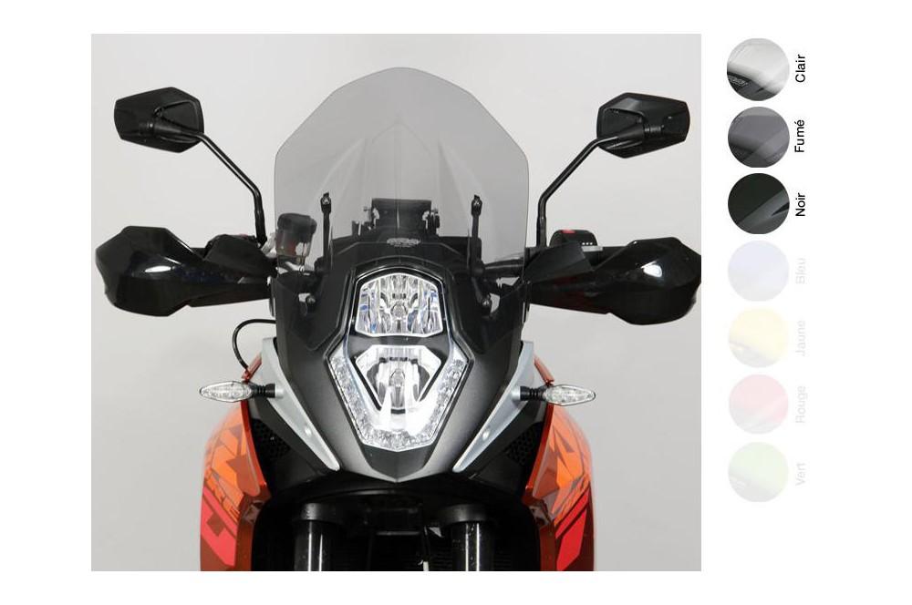 Bulle Tourisme Moto MRA pour Ktm 1190 Adventure