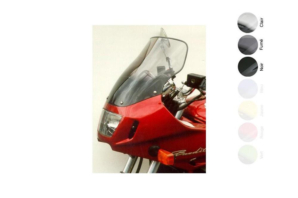Bulle Tourisme Moto MRA+60mm pour Suzuki GSF 600 S Bandit