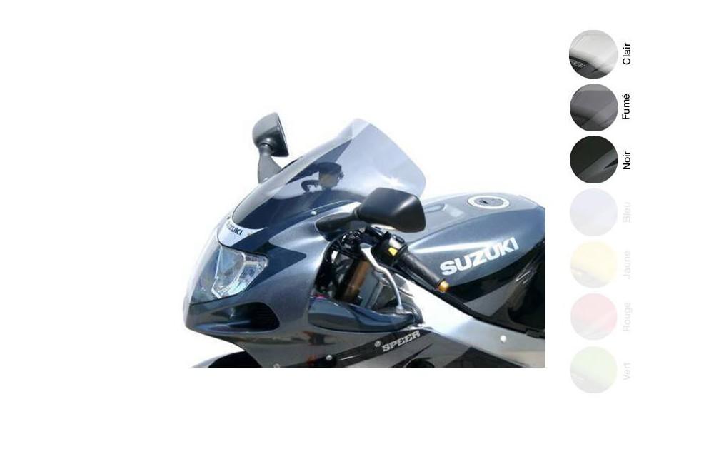 Bulle Tourisme Moto MRA +85mm pour Suzuki GSX-R 600