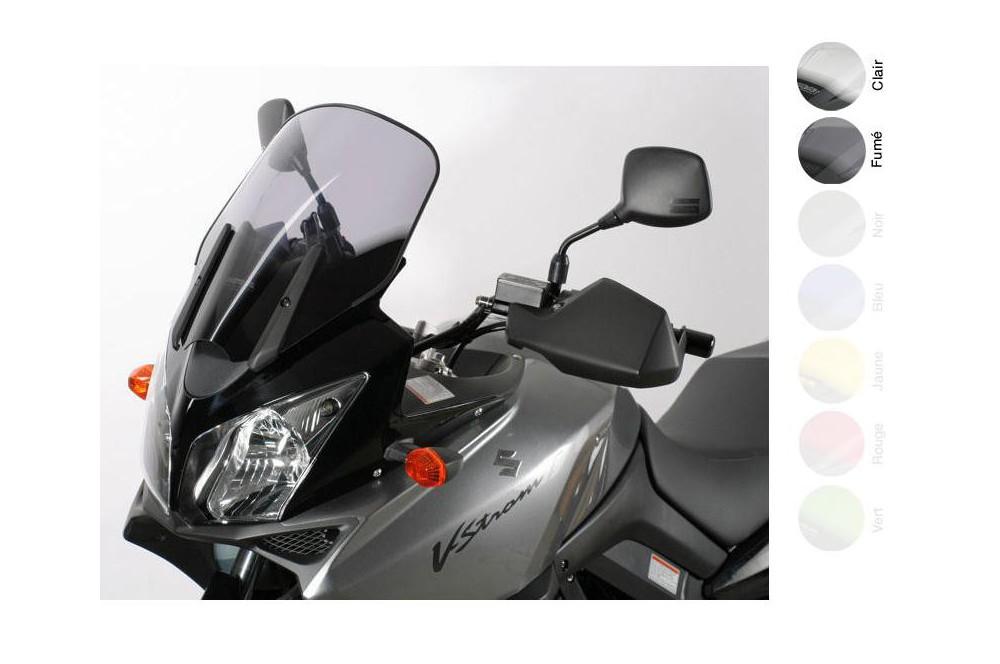 Bulle Tourisme Moto MRA +35mm pour Suzuki DL 650 V-Strom