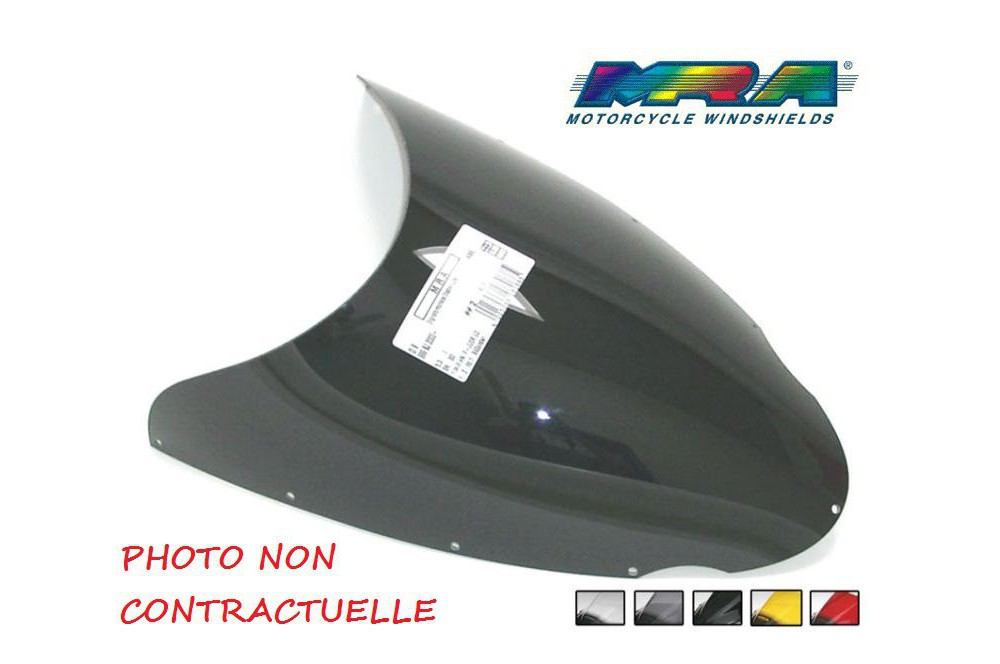 Bulle Tourisme Moto MRA +40mm pour Suzuki GSF 650 S Bandit