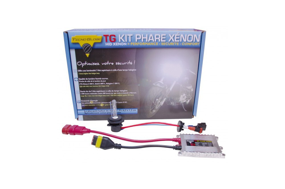 KIT PHARE XENON H8