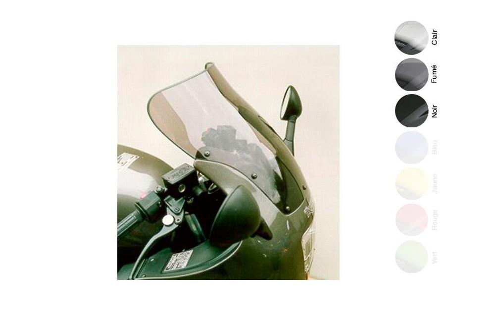 Bulle Tourisme Moto MRA +25mm pour Triumph Trophy 900