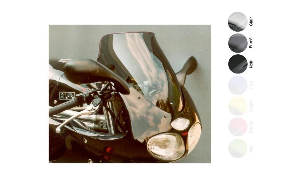 Bulle Tourisme Moto MRA +60mm pour Triumph daytona 955i