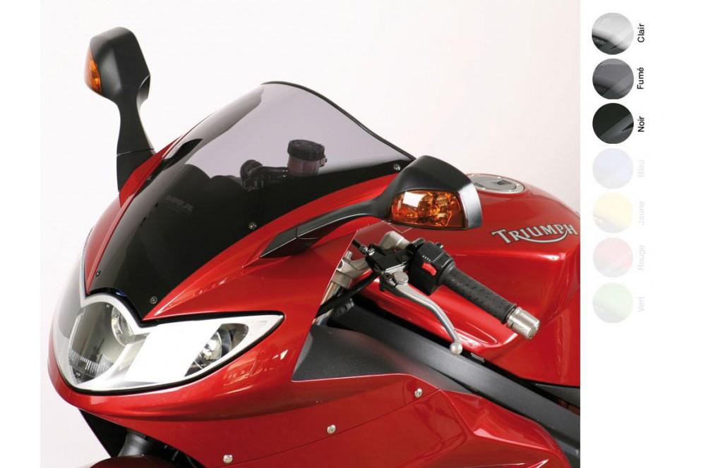 Bulle Tourisme Moto MRA +75mm pour Triumph Sprint ST 1050