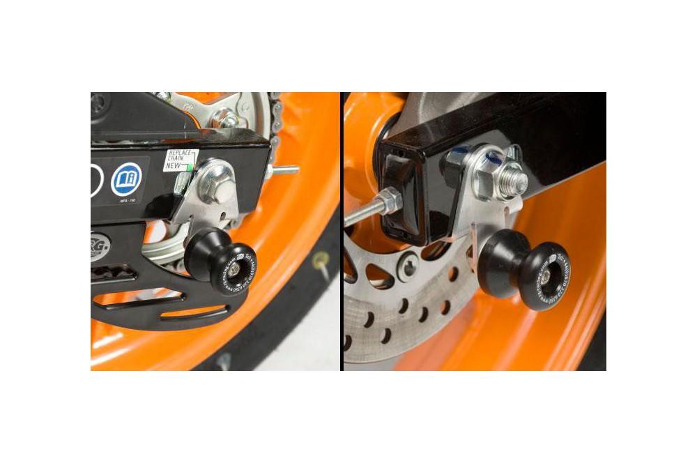 Pions / Diabolo de levage racing R&G pour CBR125 11-14