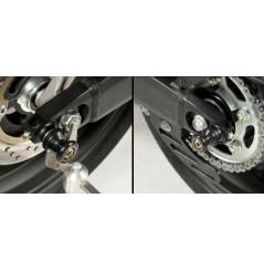 Pions / Diabolo de levage racing R&G pour CBR600F (11-13) et Hornet 600 (11-14)