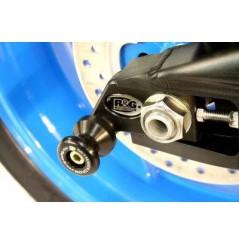 Pions / Diabolo de levage racing R&G pour CBR600RR (05-14), CBR1000RR (08-16)