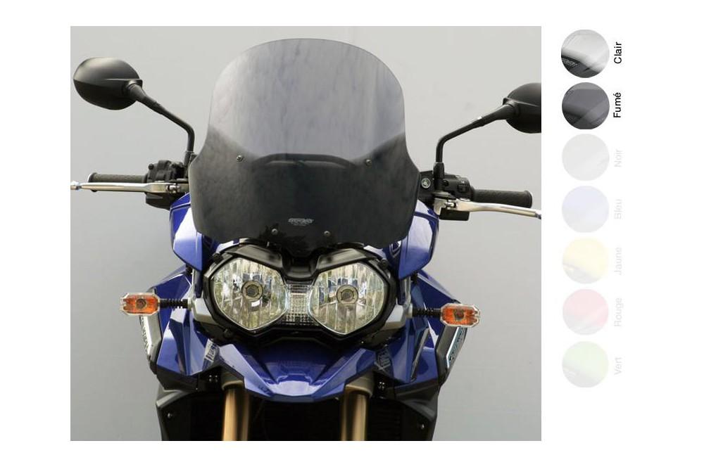 Bulle Tourisme Moto MRA pour Triumph Tiger 1200 Explorer