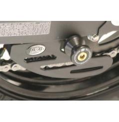 Pions / Diabolo de levage racing R&G pour ZX250R (07-12)