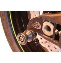 Pions / Diabolo de levage racing R&G pour ZX6R et RR (07-12)