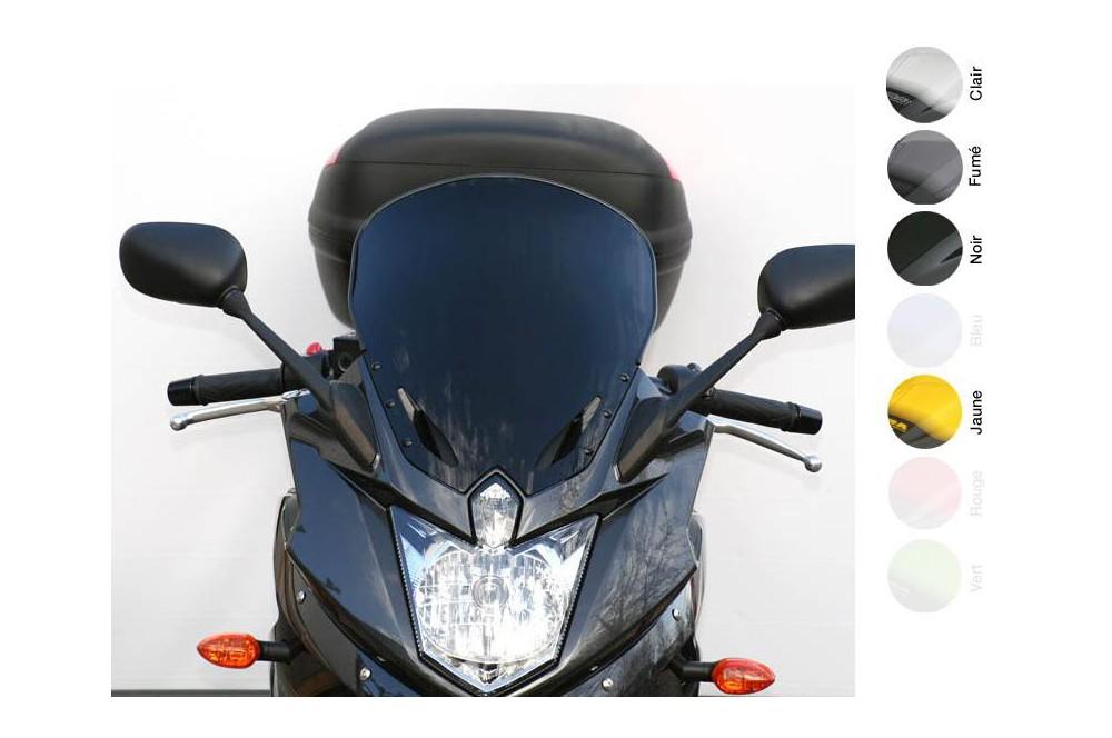 Bulle Tourisme Moto MRA +95mm pour Yamaha XJ6 Diversion