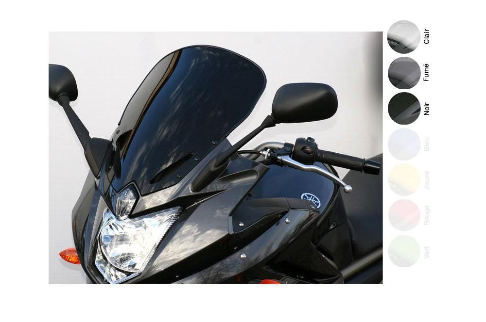 Bulle Tourisme Moto MRA +80mm pour Yamaha XJ6 Diversion F