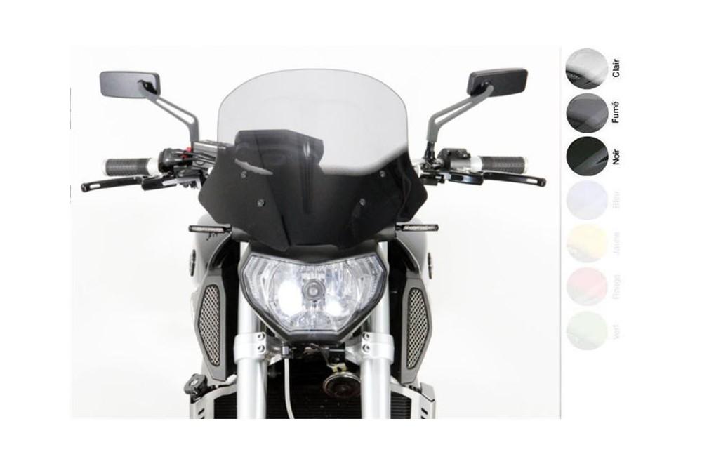 Bulle Tourisme Moto MRA pour Yamaha FZ-09