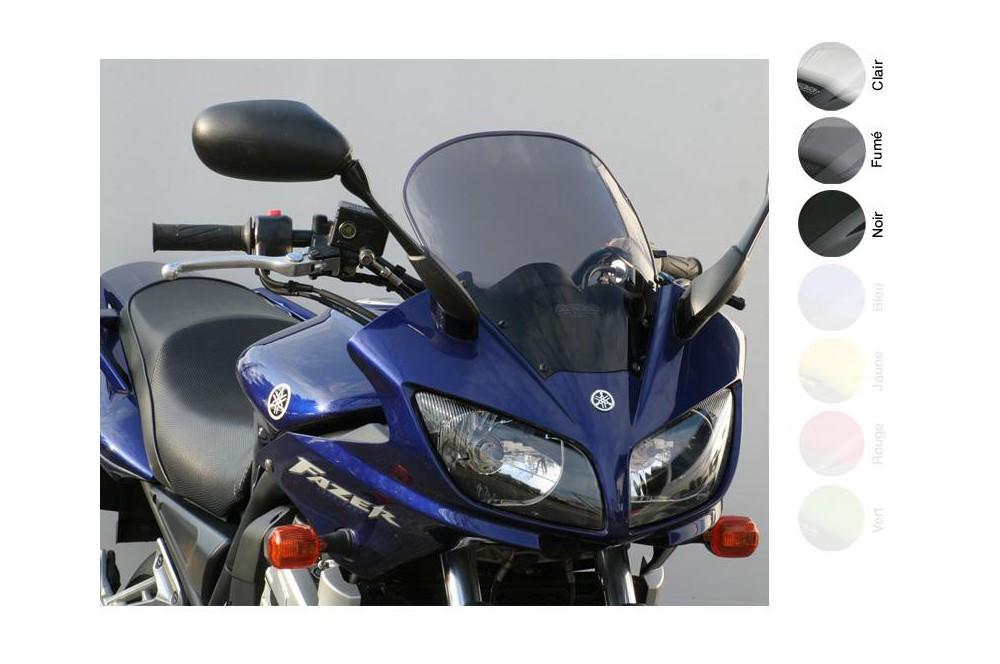 Bulle Tourisme Moto MRA +65mm pour Yamaha FZS 1000 Fazer
