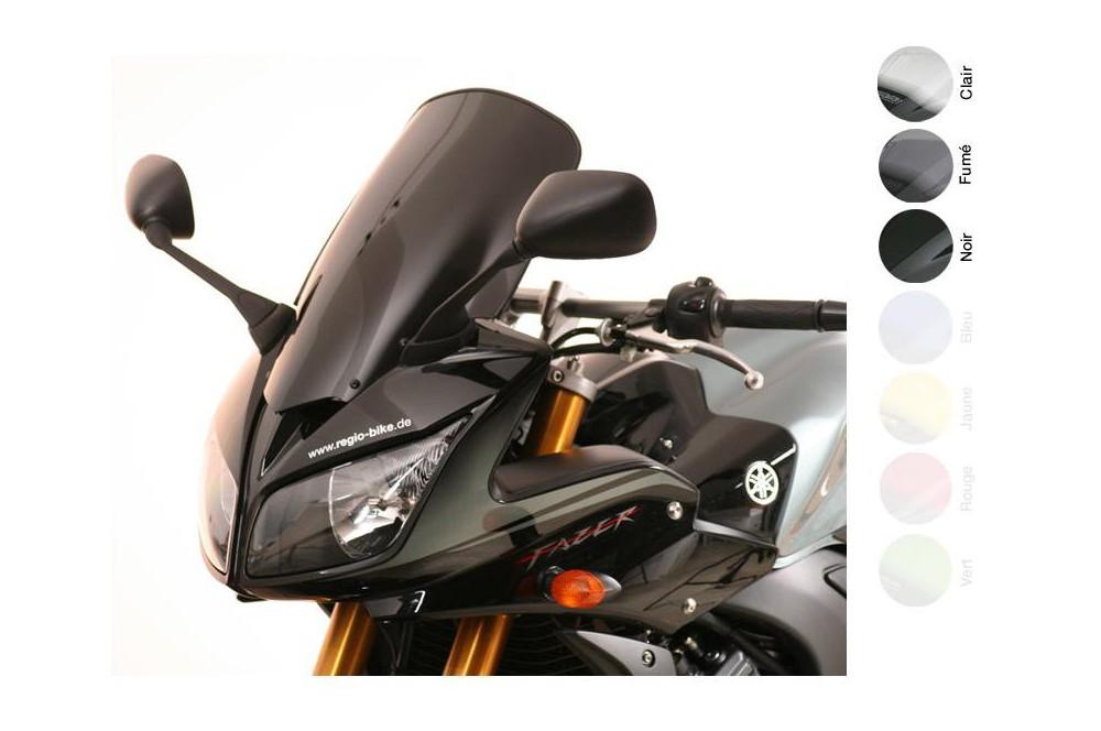 Bulle Tourisme Moto MRA +70mm pour Yamaha FZ1 Fazer