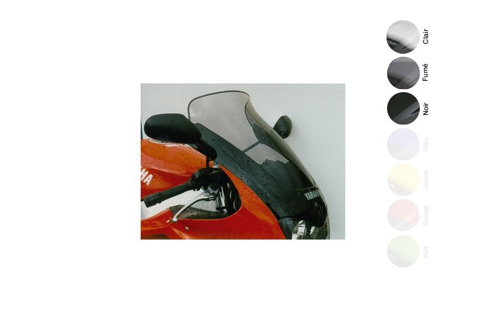 Bulle Tourisme Moto MRA +70mm pour Yamaha YZF1000R Thunderace