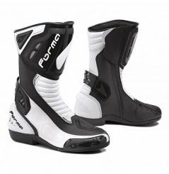 Bottes Moto Racing Forma FRECCIA Noir - Blanc