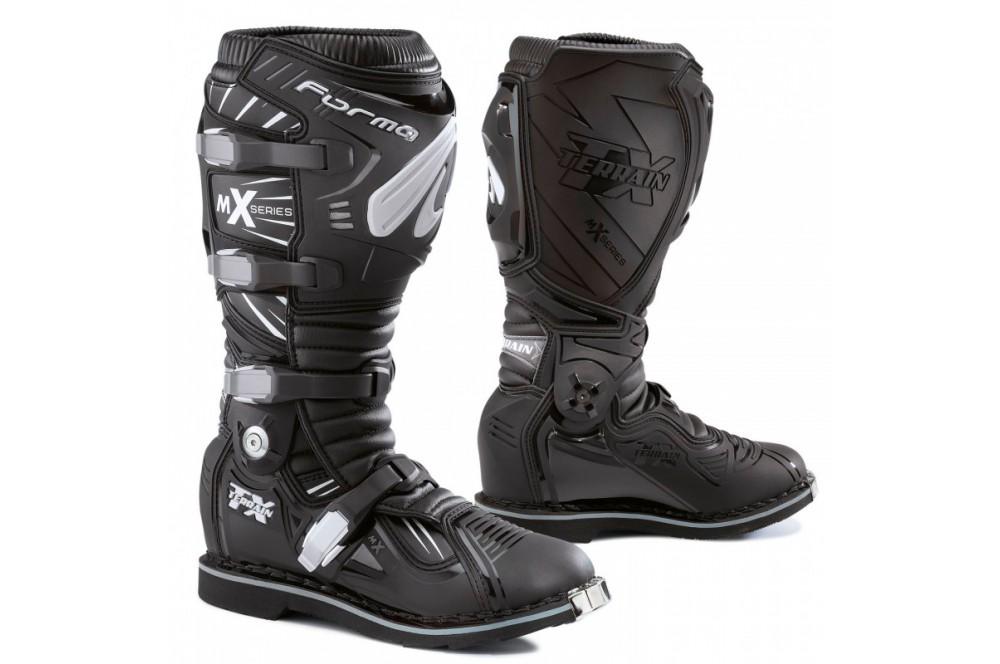 Bottes Moto Cross Forma TERRAIN TX Noir