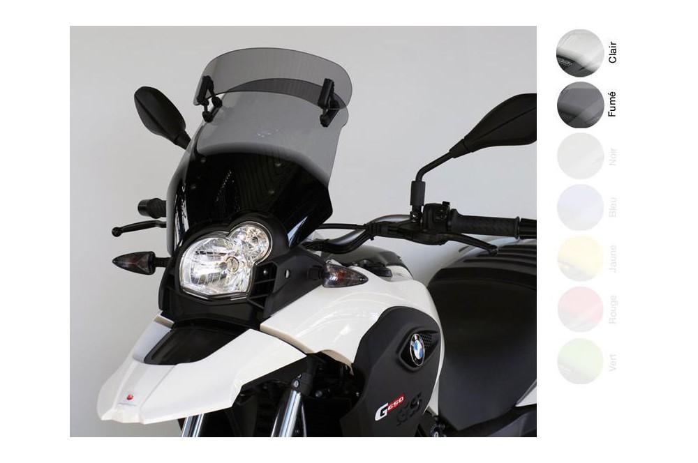 Bulle Vario Moto MRA pour Bmw F 650 GS