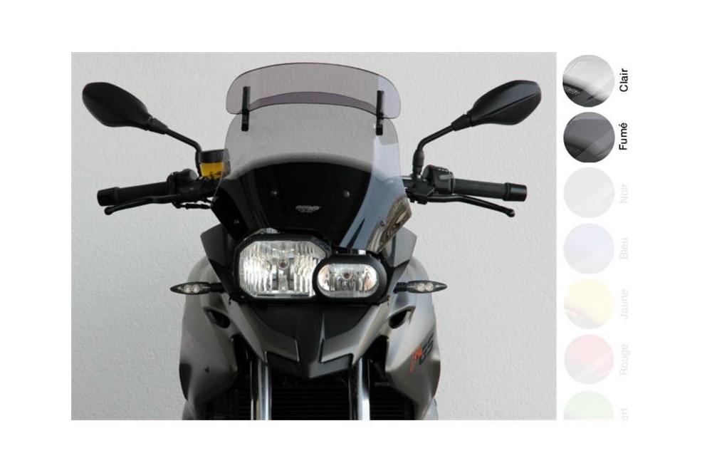Bulle Vario Moto MRA +165mm pour Bmw F 700 GS