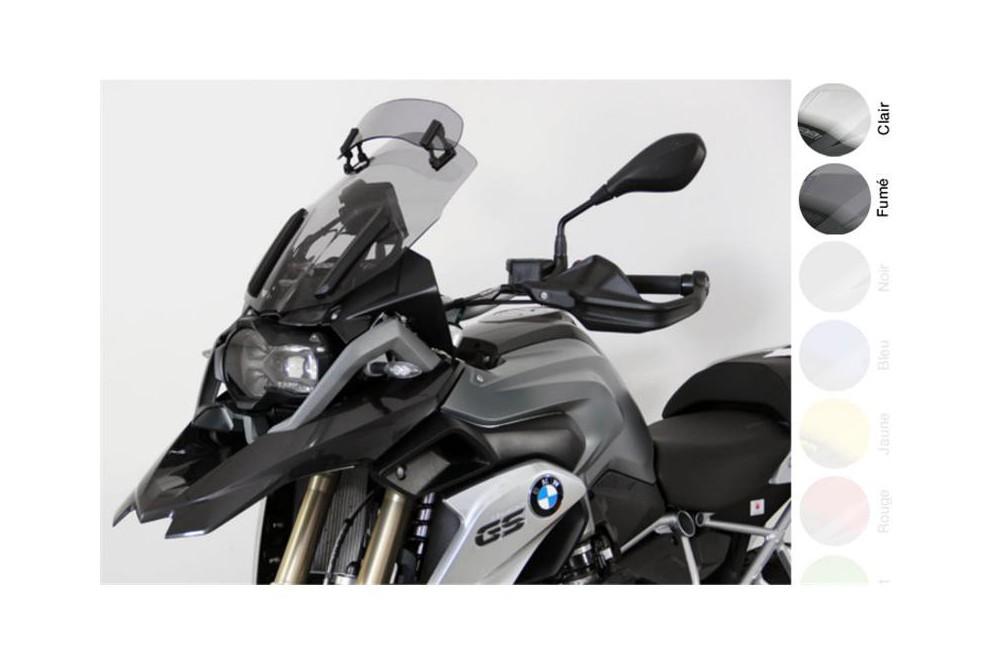 Bulle Vario Moto MRA +80mm pour Bmw R 1200 GS - Adventure