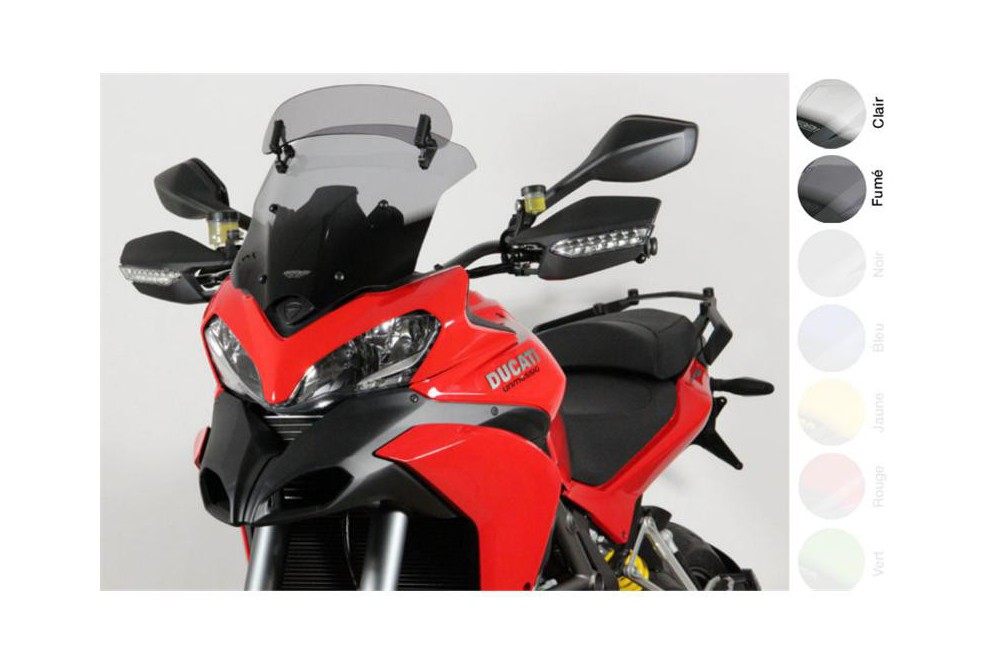 Bulle Vario Moto MRA -30mm pour Ducati 1200 Multistrada - S