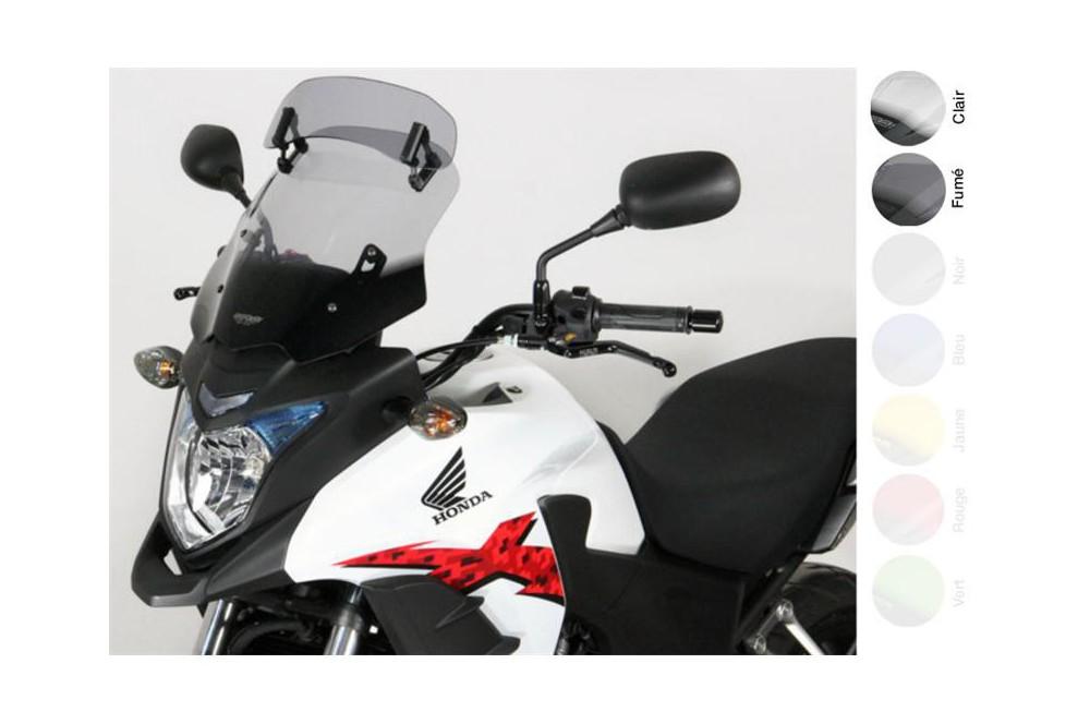 Bulle Vario Moto MRA +80mm pour Honda CB 500 X