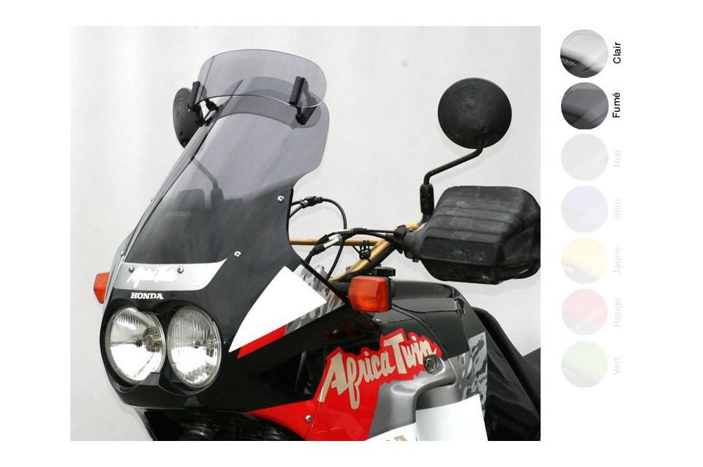 Bulle Vario Moto MRA +35mm pour Honda XRV 750 Africa Twin